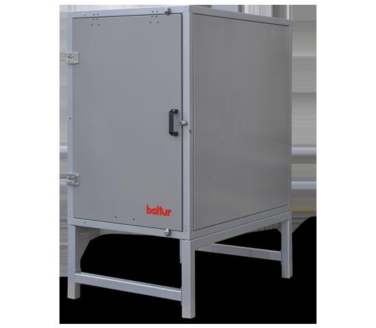 MCS. Modulo termico modulare a condensazione