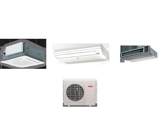 Climatizzatori mono-split - COMMERCIAL FLEX LINE