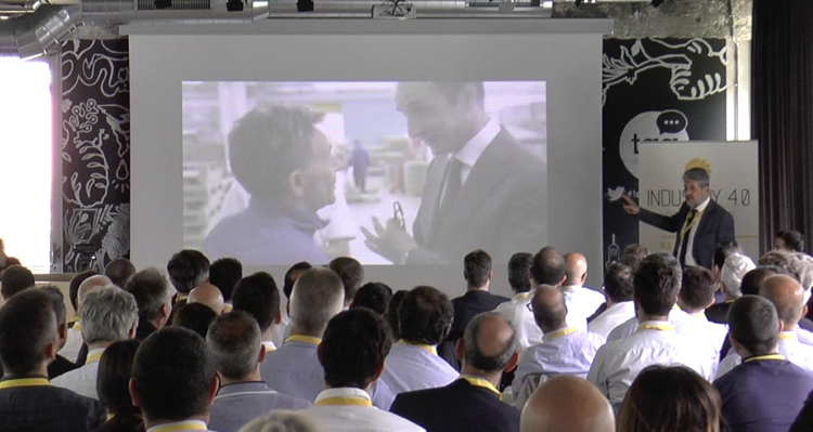 Baltur presenta SmartKart al Lean Digital Summit