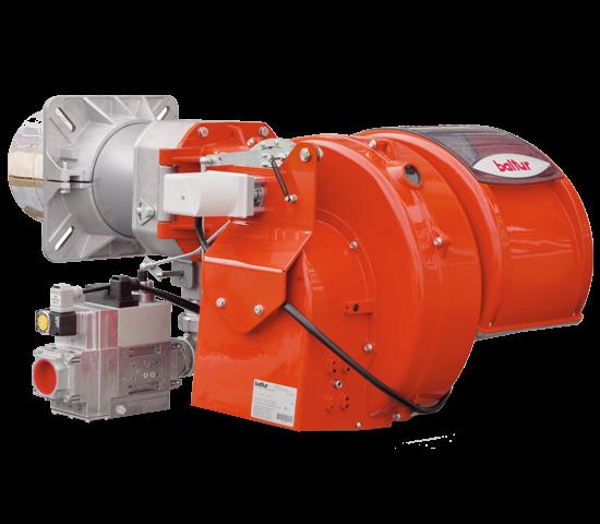 TBG LX MC. Газовые с двумя прогрессивными / модуляционные горелки с электронным кулачком и с низким выбросами экологически вредных веществ.