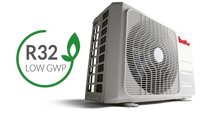 Più ecologici, compatti e di design. Nuovi Climatizzatori Baltur con R32 2