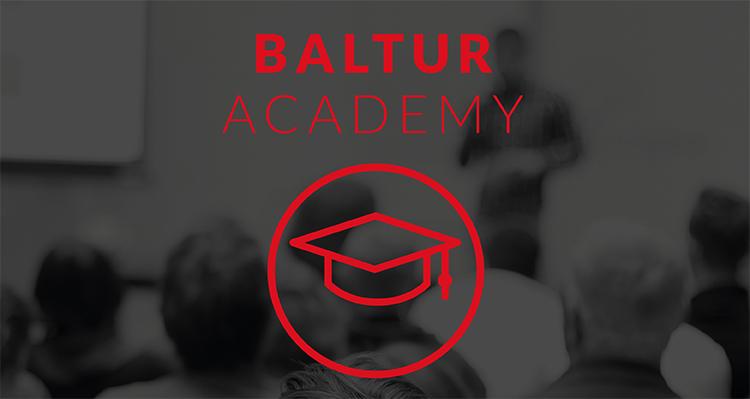 Partono i nuovi corsi della Baltur Academy
