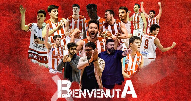 La Benedetto XIV - Baltur Cento entra in Serie A2