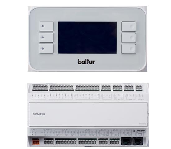 BEM. Controllo centralizzato per sistemi ibridi integrati