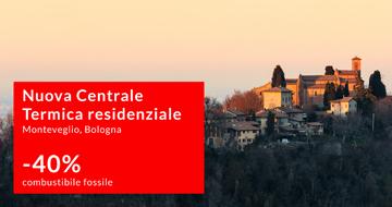 Nuova Centrale Termica residenziale a Monteveglio (BO)