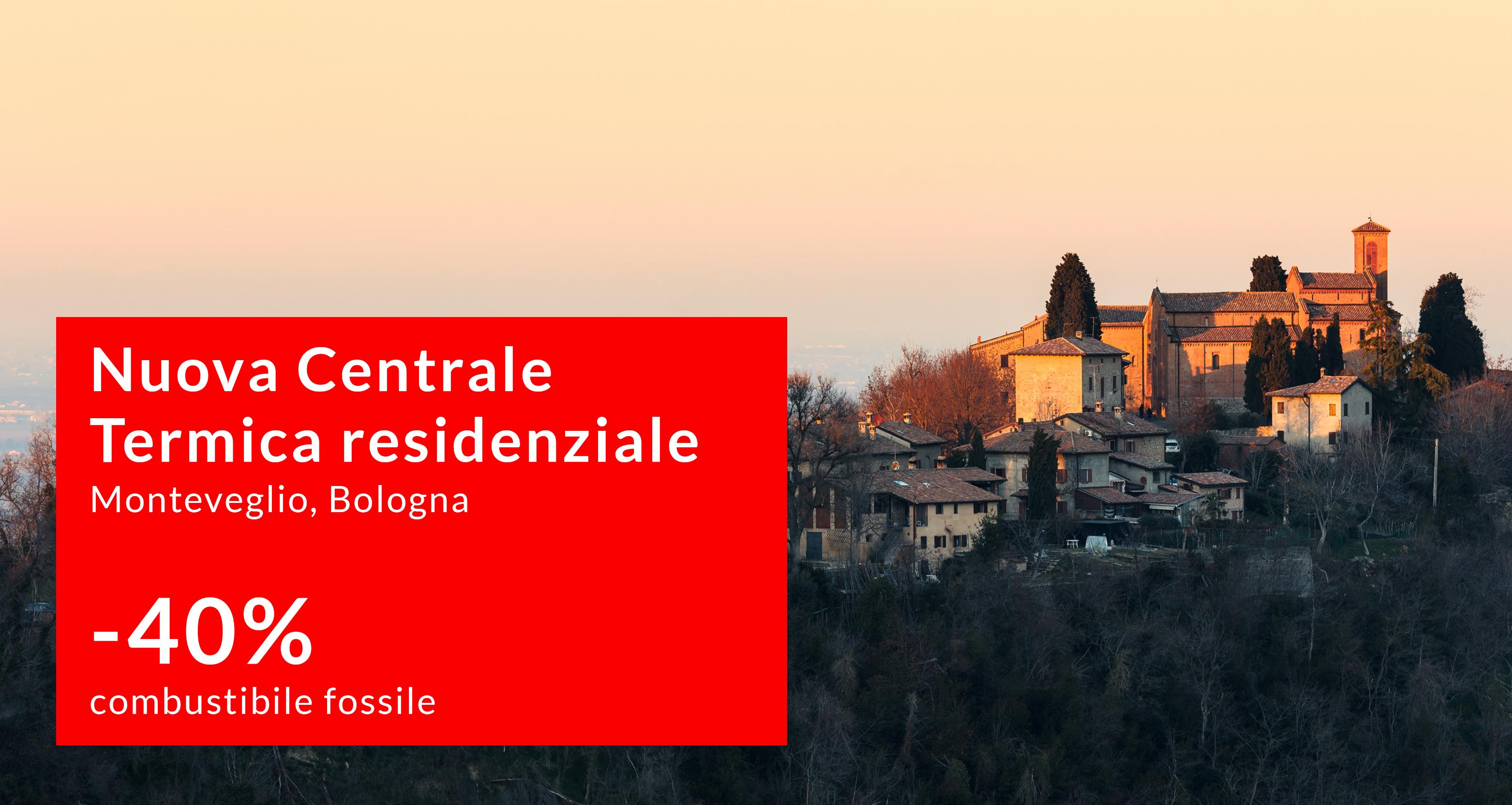 Nuova Centrale Termica residenziale a Monteveglio (BO) 1