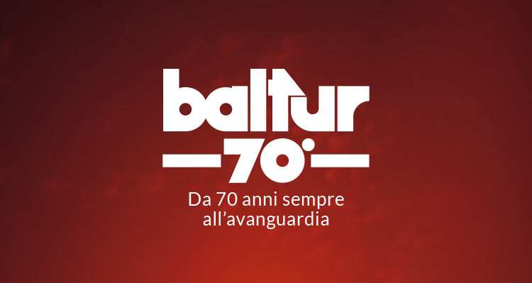 Baltur turns 70 1