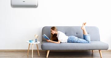 Come scegliere la temperatura del climatizzatore giusta per la casa