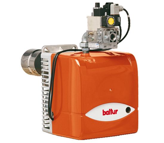 BTG. 单段燃气燃烧器。