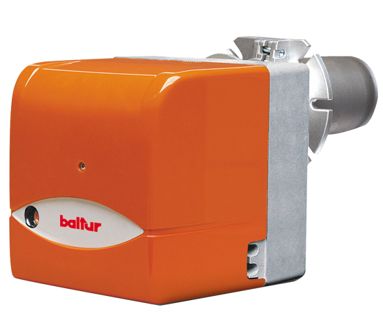 RINOX L2. Two-stage light oil burners with low polluting emissions (class 3).