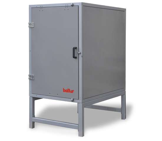 MCS. Condensation modular thermal unit