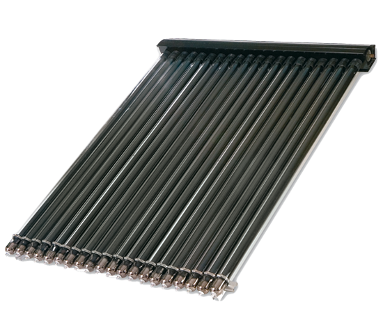 Collettori solari termici sotto vuoto - SBHP